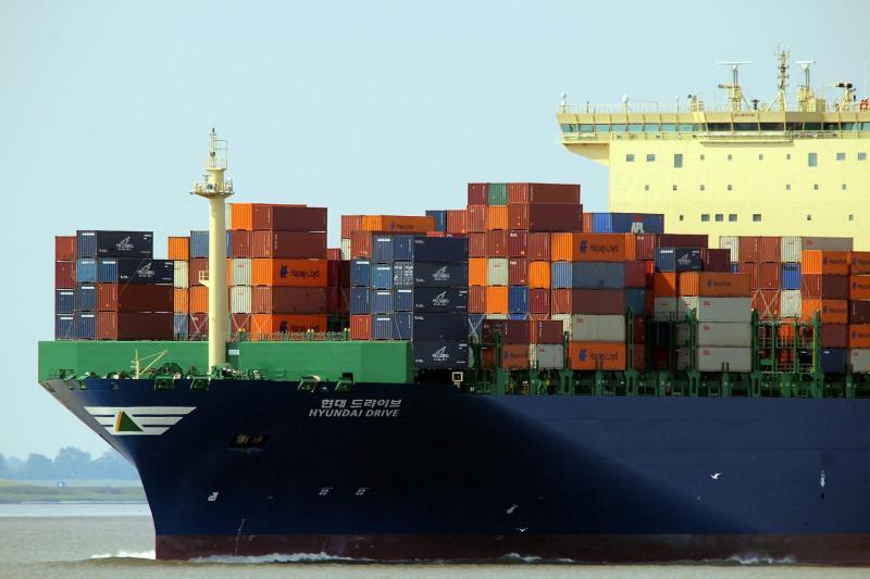 Carga marítima internacional