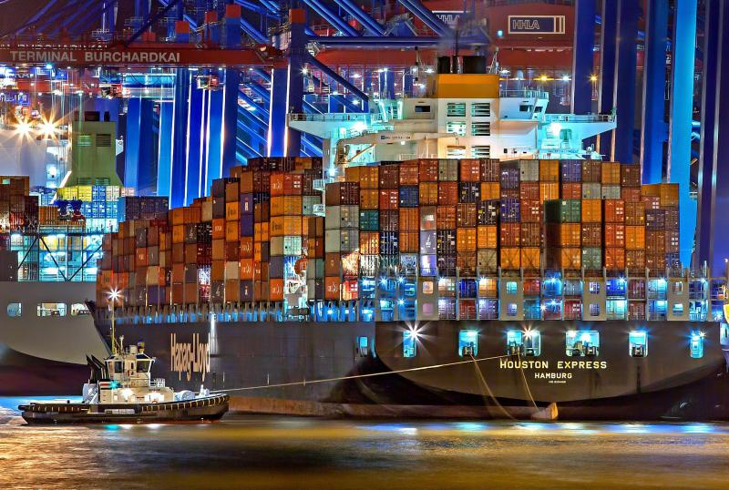 Carga consolidada marítima