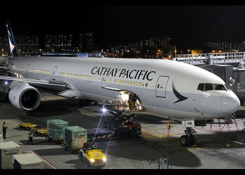 Frete aéreo importação