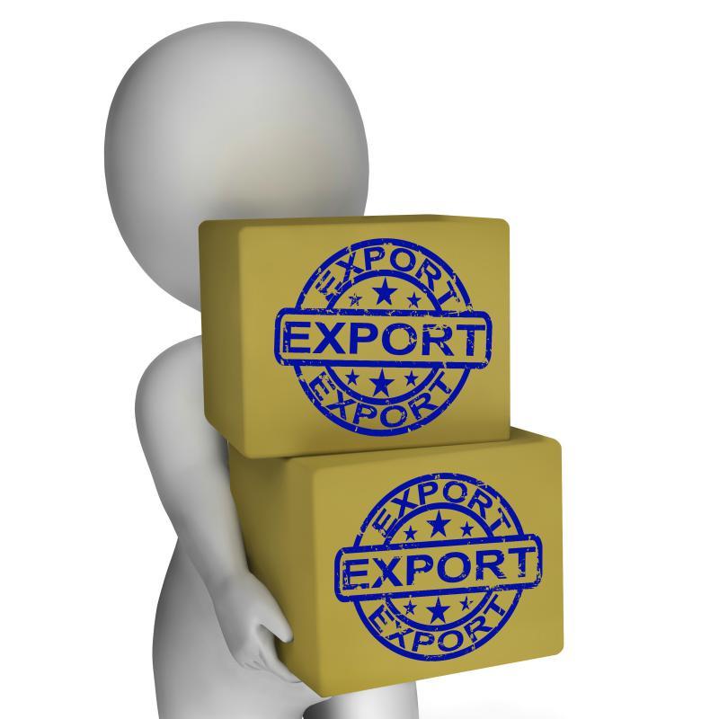 Frete marítimo exportação