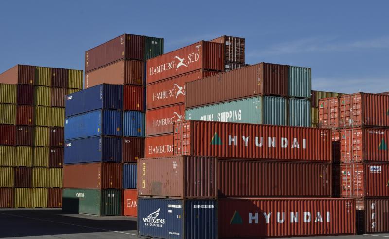 Frete marítimo de importação