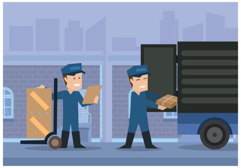 Valor frete courier